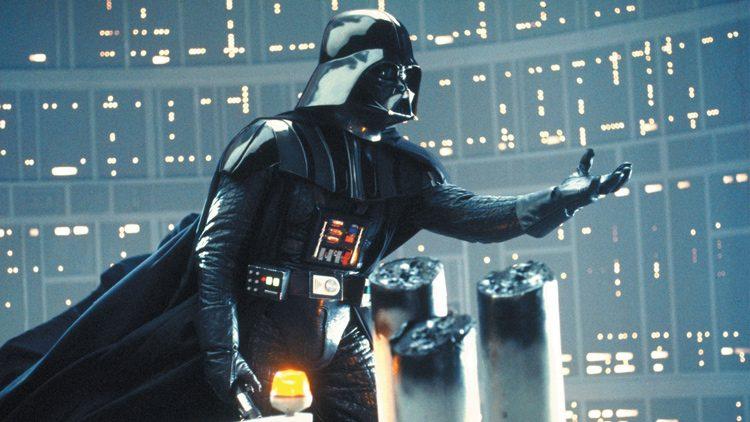 Personajes más poderosos de la historia del cine: Darth Vader