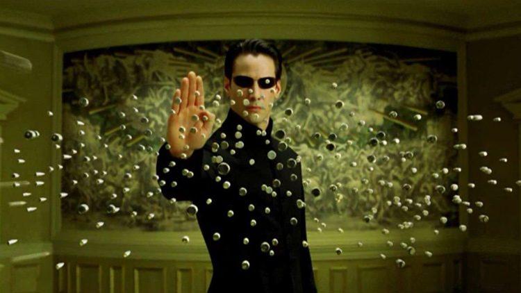 Personajes más poderosos de la historia del cine: Neo