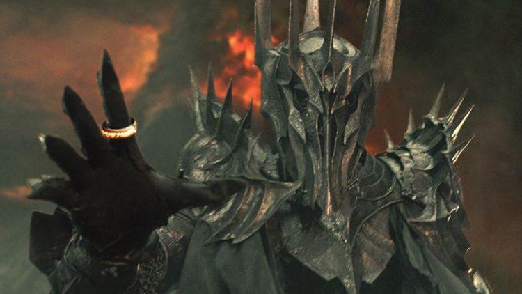 Personajes más poderosos de la historia del cine: Sauron