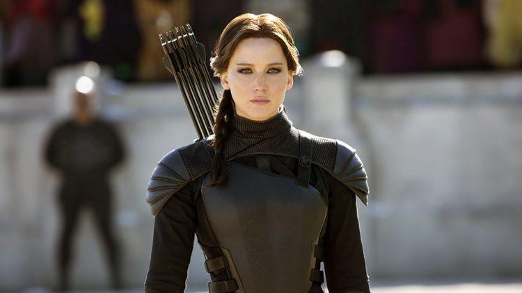 Los mejores tíos y tías de acción del siglo XXI: Katniss Everdeen