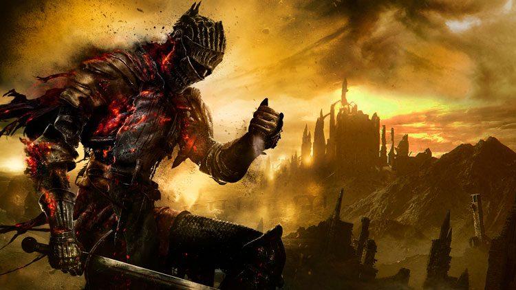 Nos gusta sufrir con juegos como Dark Souls III, otro top.