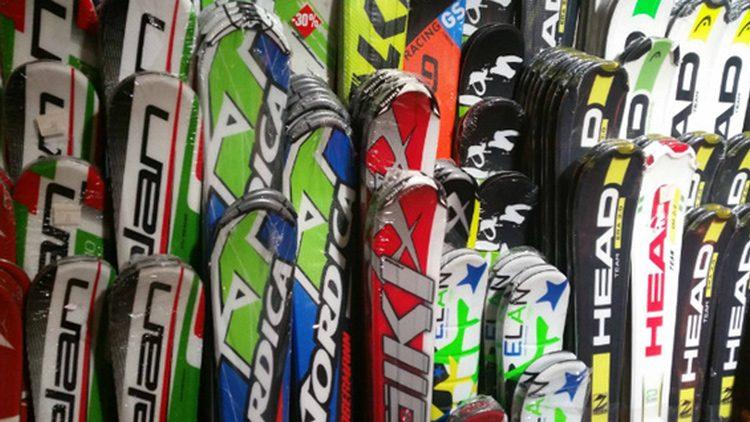Esquís de segunda mano