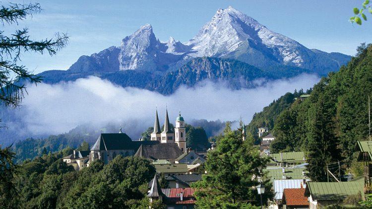 Esquiar barato en Berchtesgadener (Alemania)