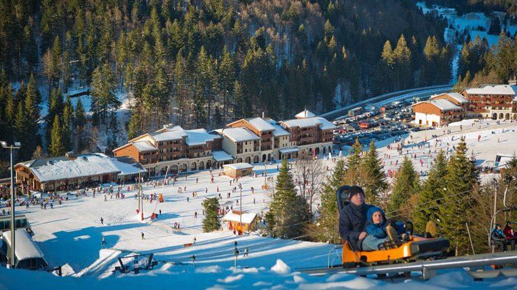 Esquiar barato en La Bresse-Hohneck (Francia)