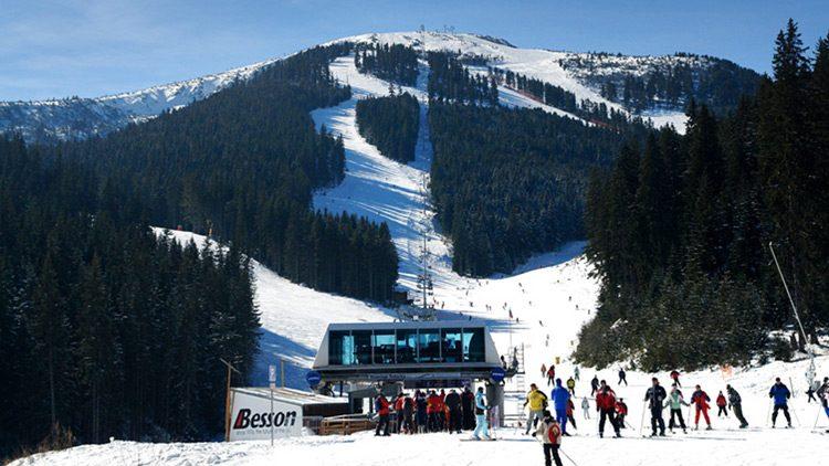 Esquiar barato en Bansko Ski Resort (Bulgaria)