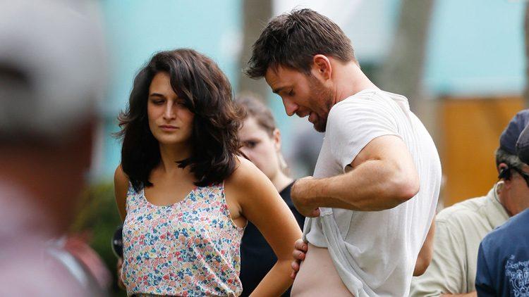 Chris Evans y Jenny Slate rompen su noviazgo