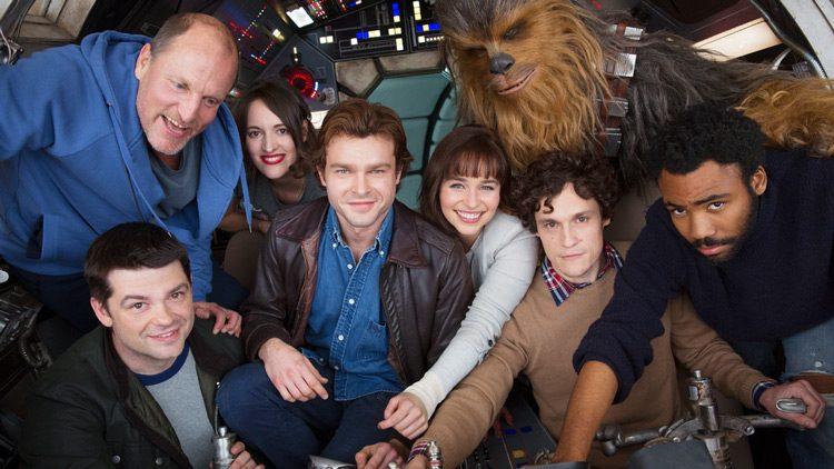 Primera imagen del reparto de la película de Han Solo