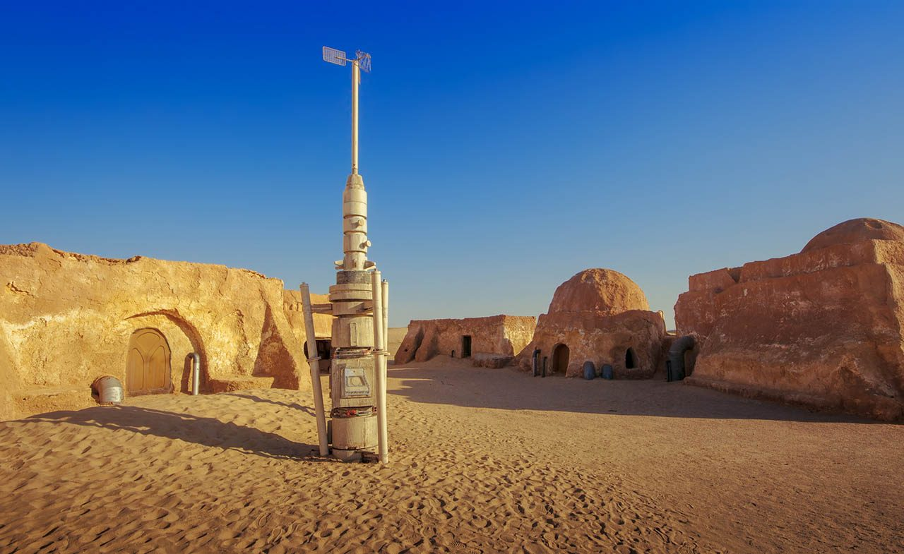 Siente que estás en Star Wars viajando a…