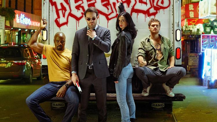 The Defenders, el crossover más esperado de Marvel