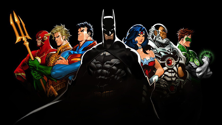 La Liga de la Justicia de DC Comics