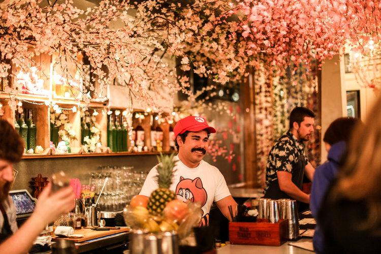 El bar de Super Mario al que desearás ir a tomar algo