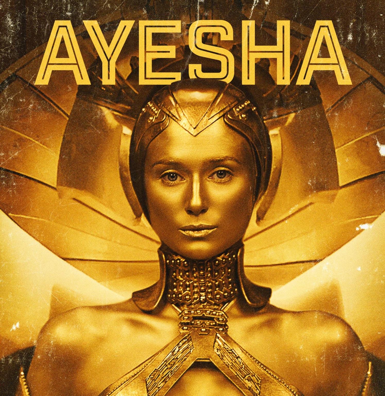 Personajes de Guardianes de la Galaxia (Ayesha)