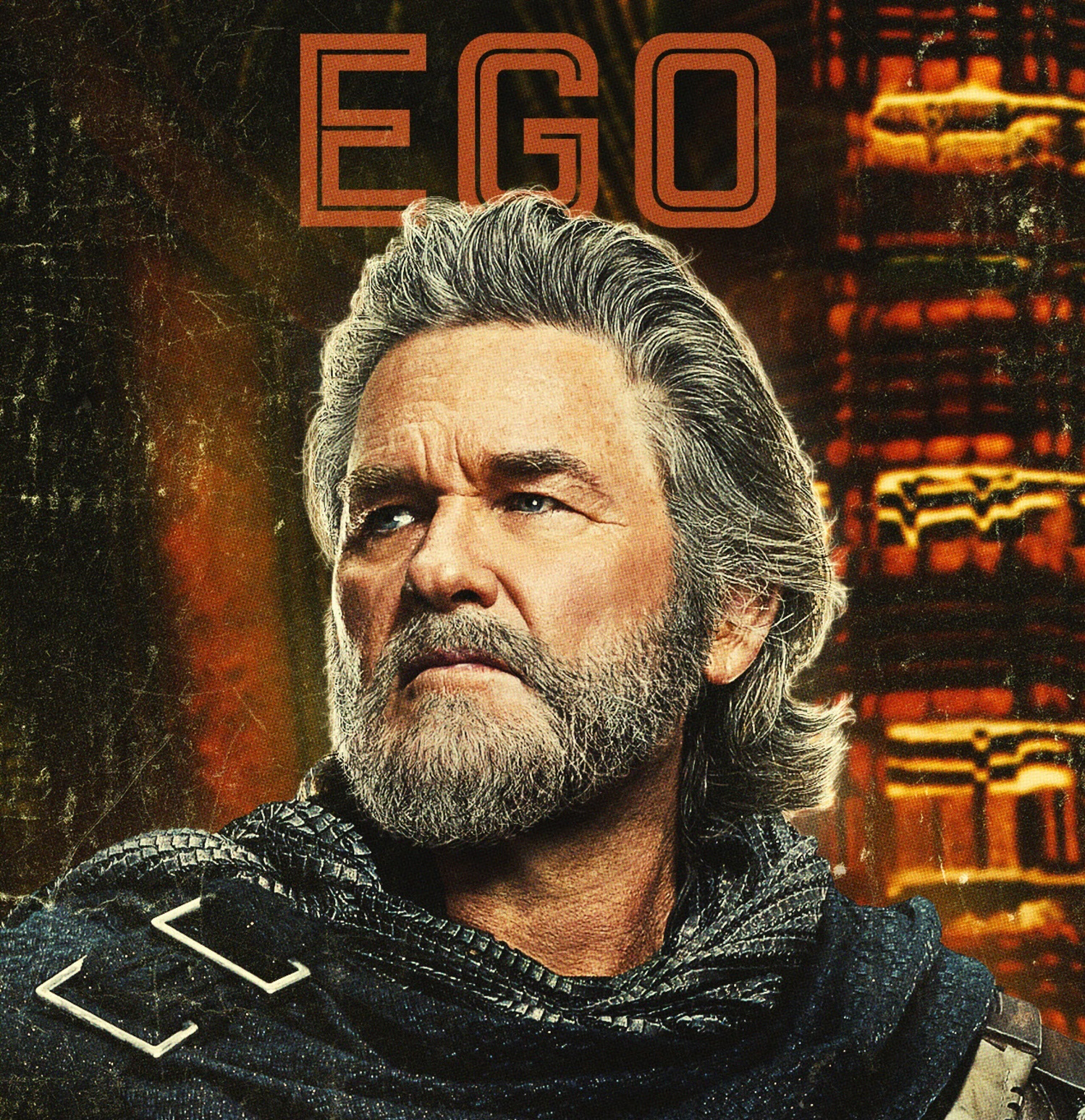 Personajes de Guardianes de la Galaxia (Ego)