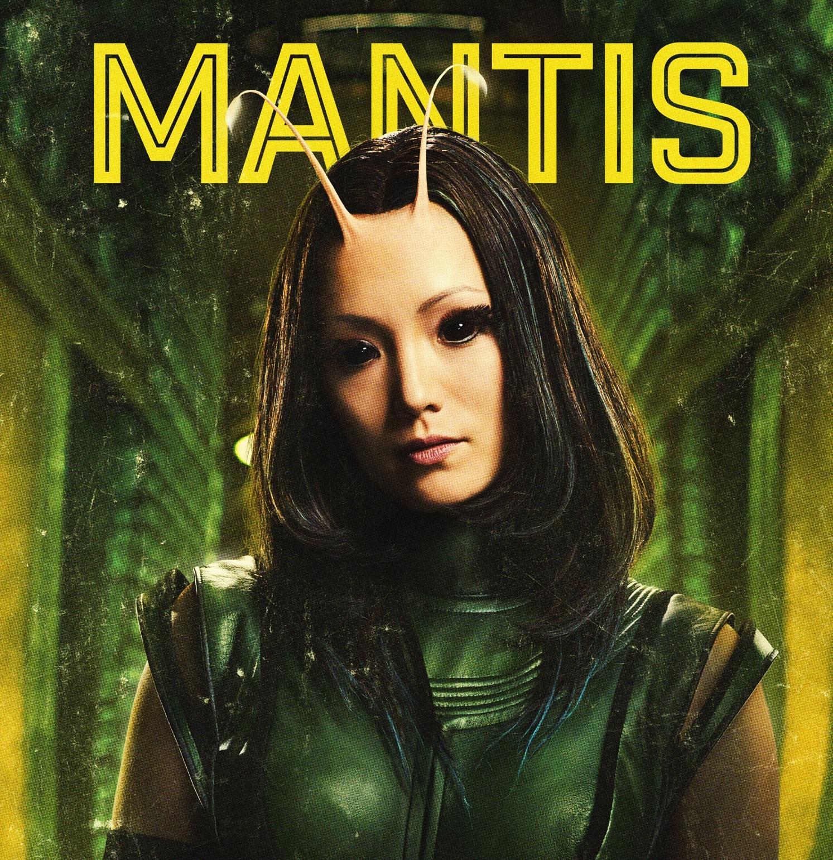 Personajes de Guardianes de la Galaxia (Mantis)