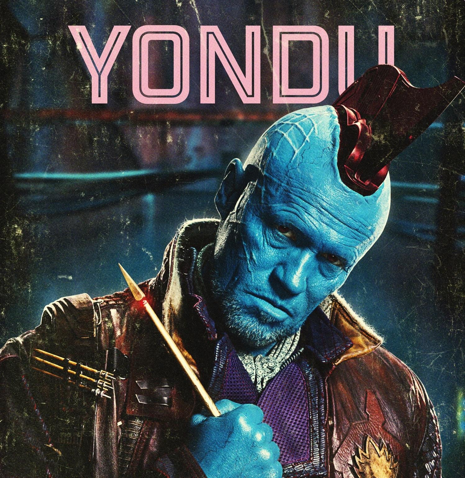Personajes de Guardianes de la Galaxia (Yondu)
