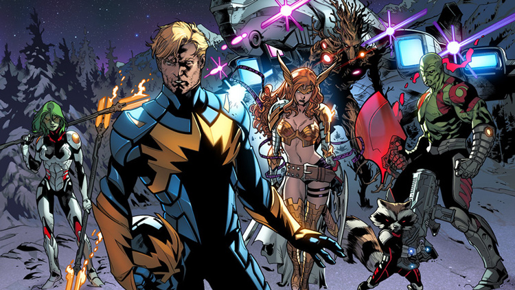 Qué debes saber de Guardianes de la Galaxia antes de ver la secuela: sus mejores cómics