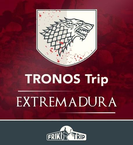 Tronos Trip Extremadura