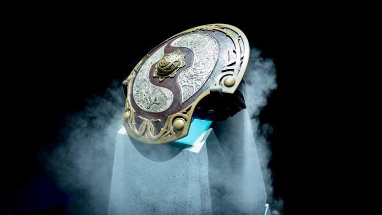 Además del trofeo, los campeones de Dota 2 se llevan varios millones