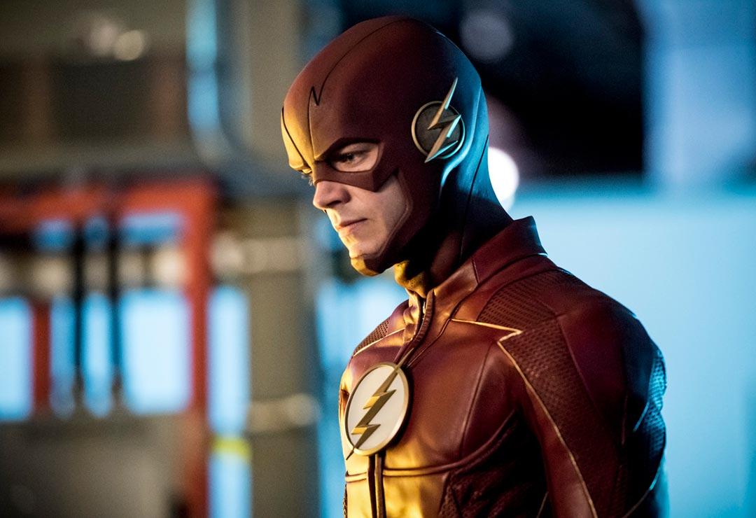 Flash cuarta temporada