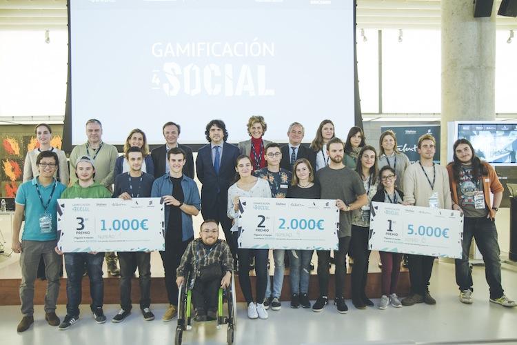 Gamificación4Social