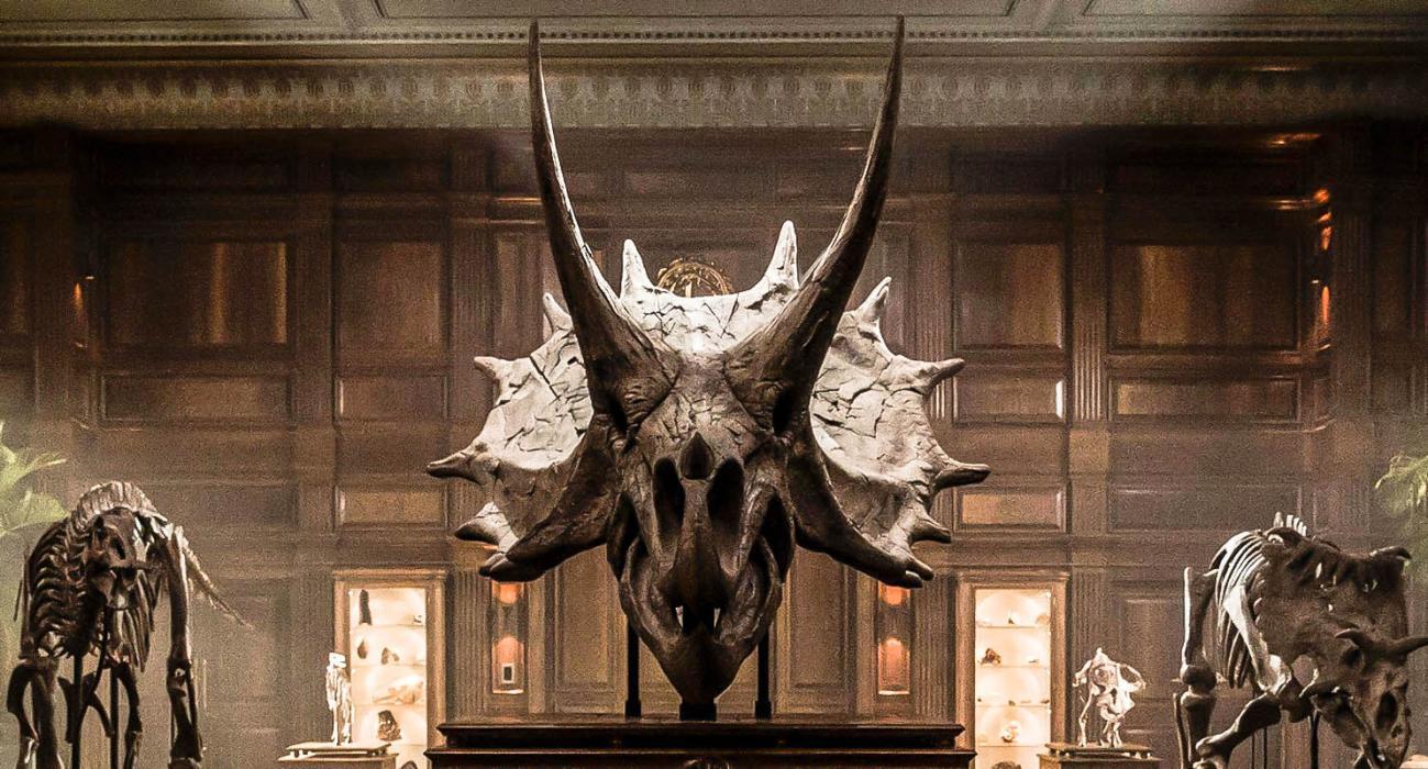 Jurassic World: El reino caído. Tráilers de la Super Bowl 2018