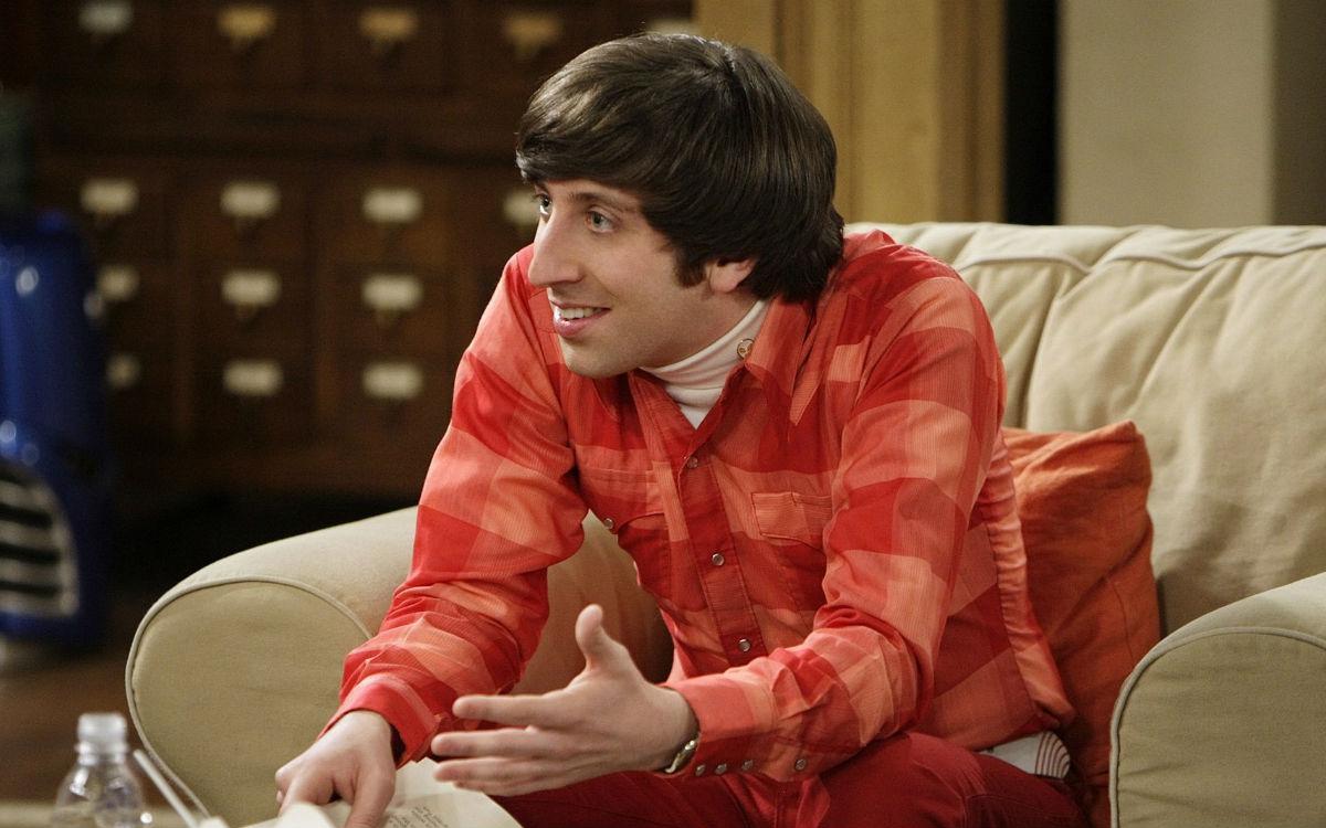 The Big Bang Theory: el secreto detrás de un complemento de Howard