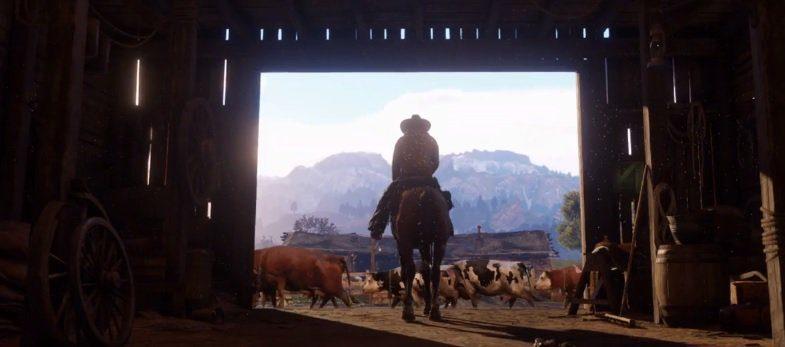 El tráiler de Red Dead Redemption 2 nos deja con ganas de más