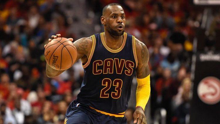 Tíos que lo han petado en 2016: LeBron James