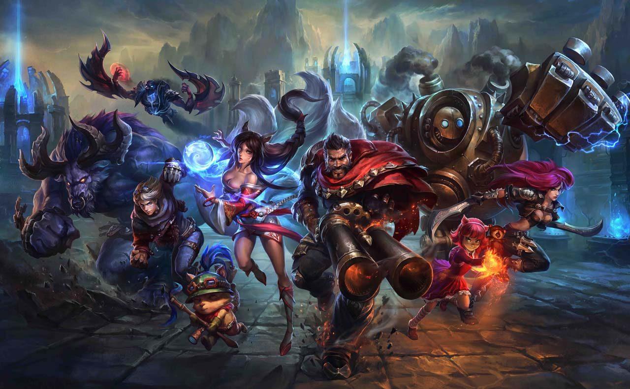 La Segunda División de League of Legends se estrena en 2017