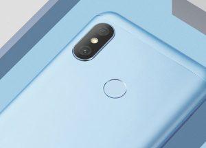 Xiaomi Mi A2 Lite en azul