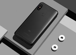 Xiaomi Mi A2 Lite en negro