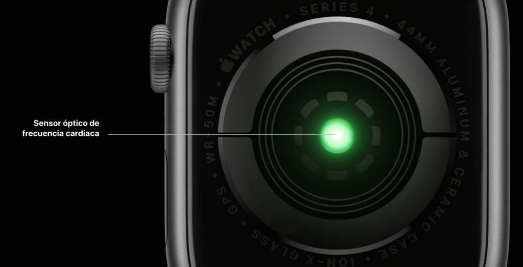apple watch 4 salud