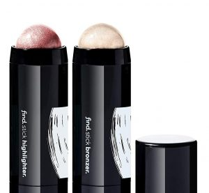 Iluminador y colorete en barra (Cheek Sculptor Duo)