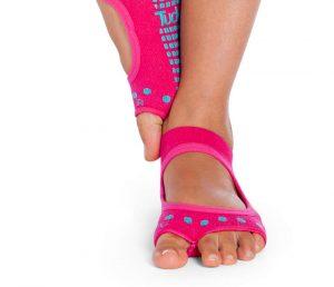 calcetines antideslizantes yoga ballet pilates
