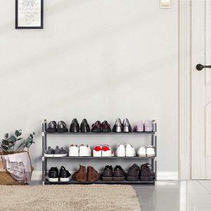 organizador de zapatos tres alturas