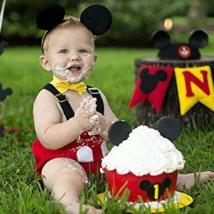 Mickey mouse disfraz