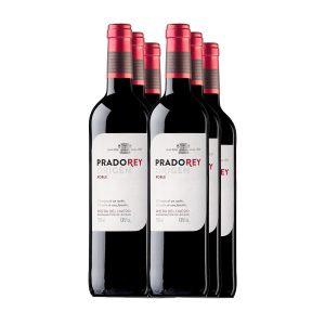 PradoRey Roble (Pack de seis botellas)