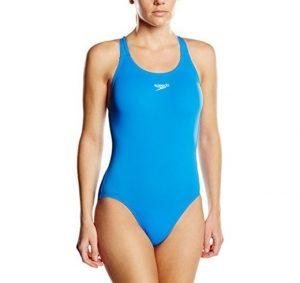 bañador natación speedo azul