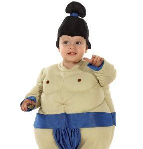 disfraz luchador de sumo bebé amazon