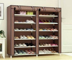 organizador de zapatos tela amazon