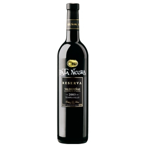 Pata Negra Reserva D.O. Valdepeñas (Pack de seis botellas)