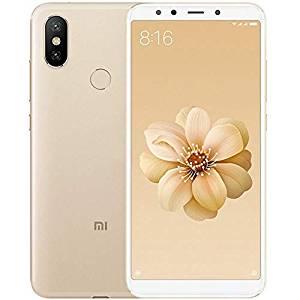 Xiaomi MI A2 color dorado