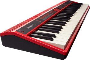 teclado Roland Go Keys