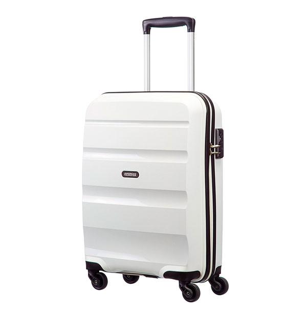 maleta cabina blanca