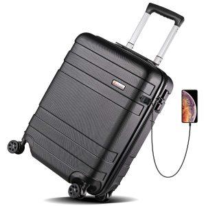 maleta con cargador
