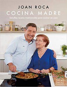 Joan Roca cocina madre