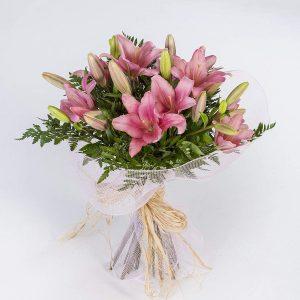 lilium rosas