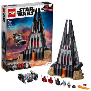 castillo star wars